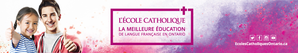 Document sur la mission de l'école catholique